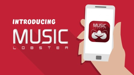 Music Lobster Mobile App Launch