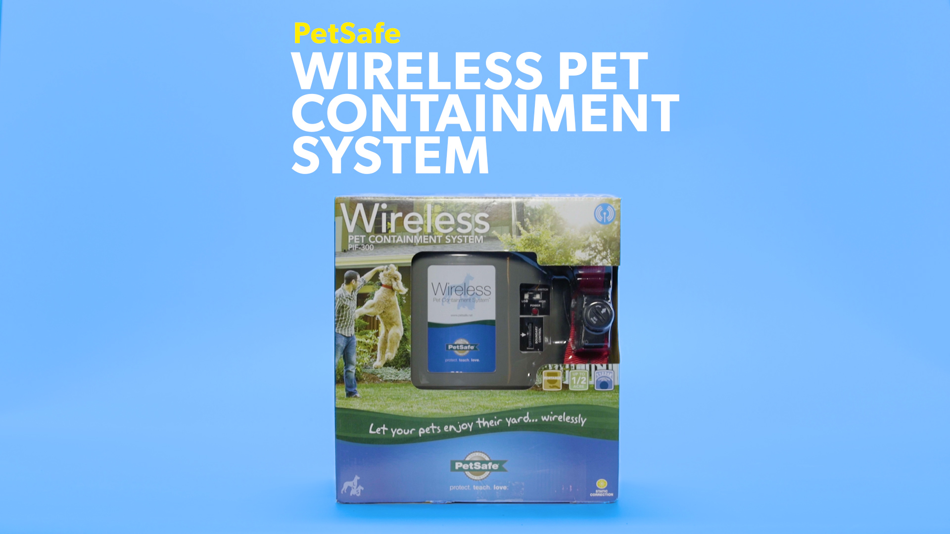 Petsafe Wireless Containment System Wiring Diagram