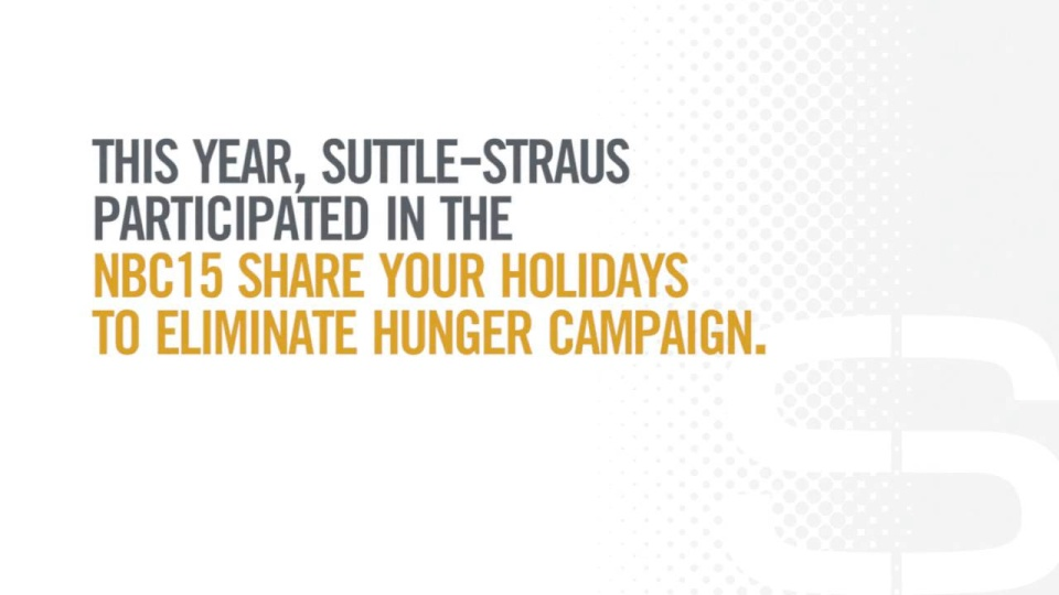 Wistia video thumbnail - Suttle-Straus Donates to Second Harvest Food Shelf