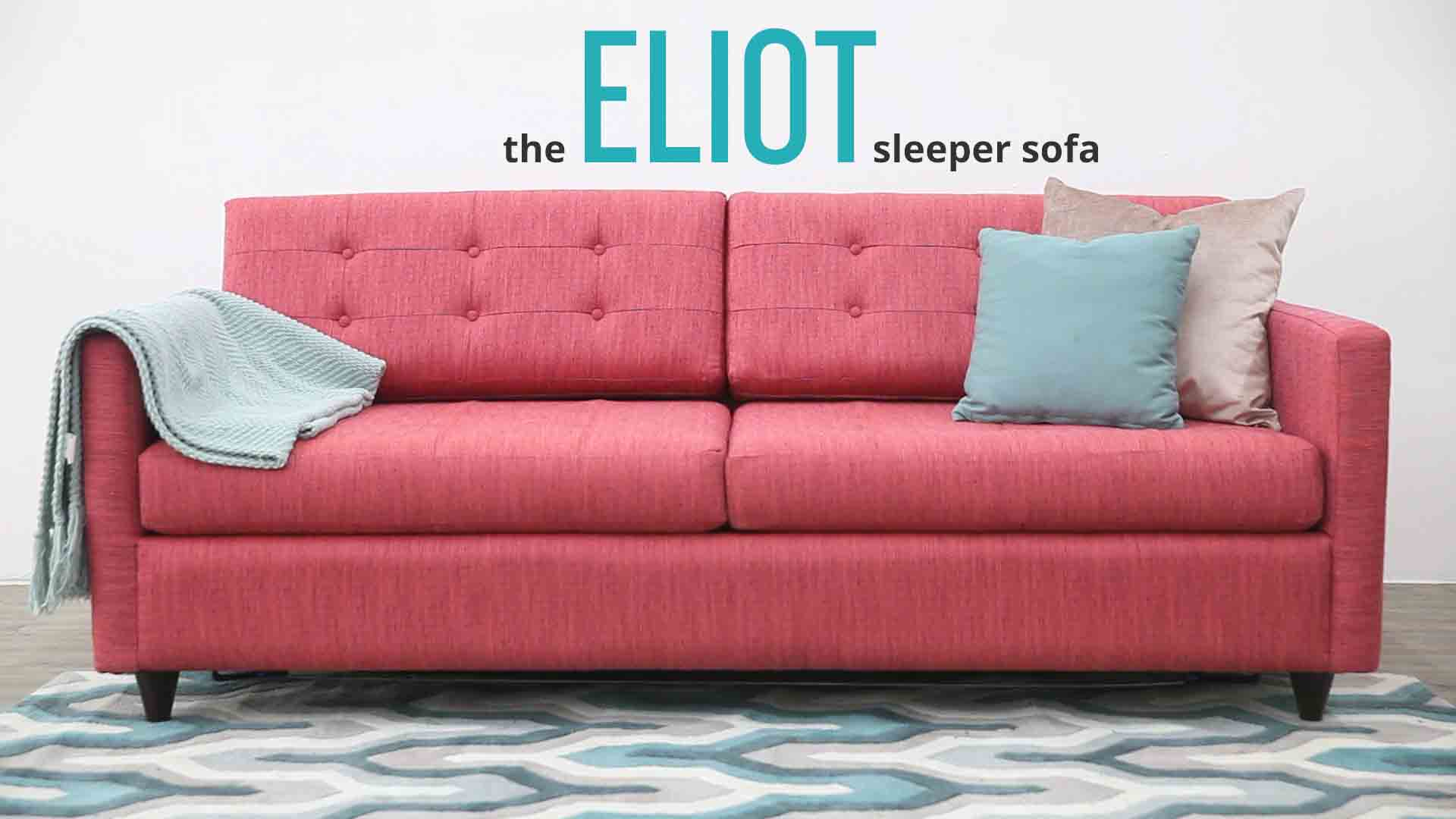 Eliot Sleeper Sofa | Joybird