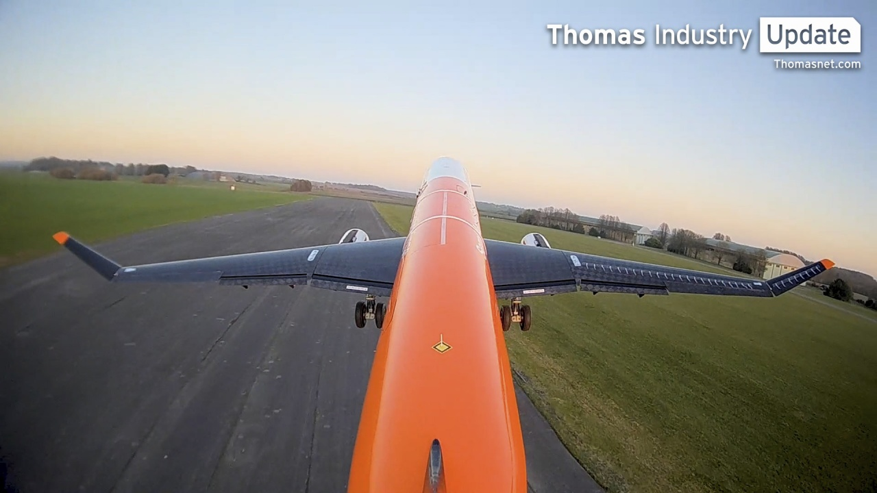 Airbus Engineers Create Free-Flapping Wing Tips