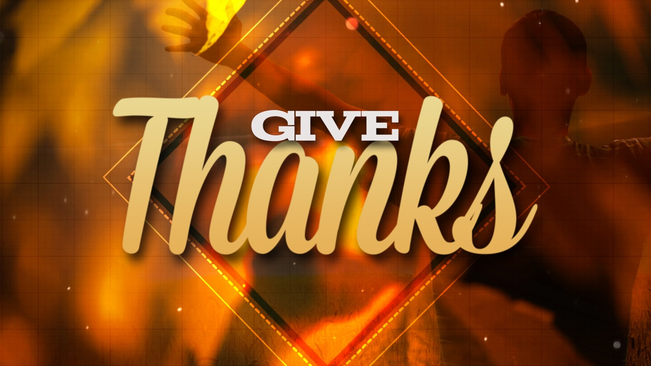 Give Thanks Videos The Skit Guys