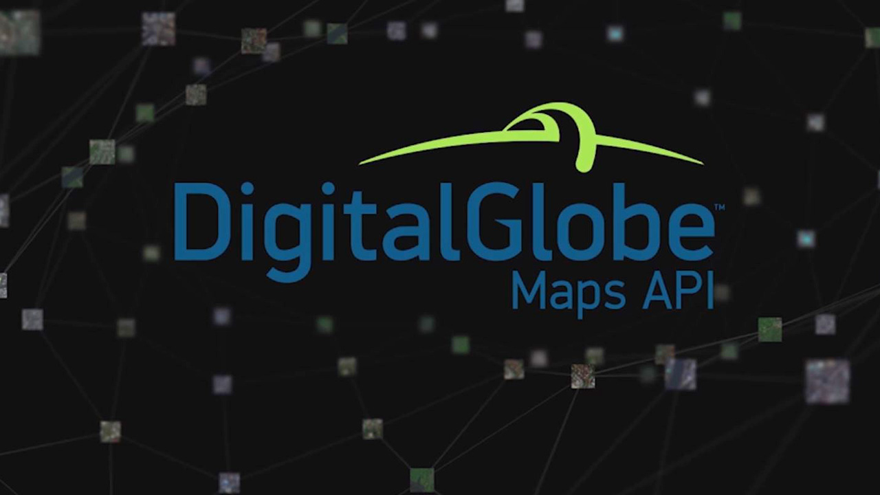 Maps API DigitalGlobe