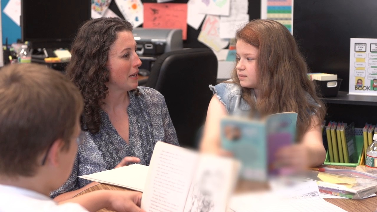 Wistia video thumbnail - Teaching Reading in Small Groups - Compliment Conferences