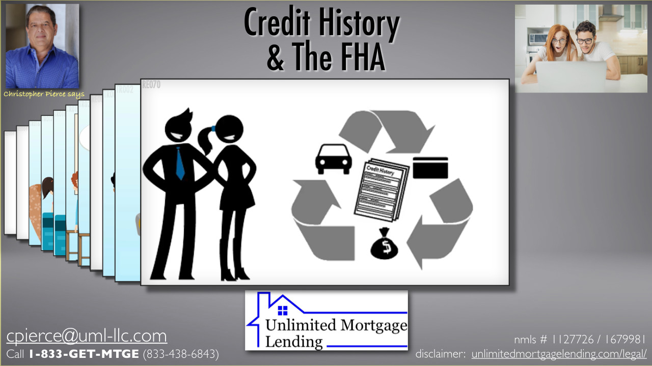 How Does My Credit History Impact My Ability To Qualify? Unlimited Mortgage Lending