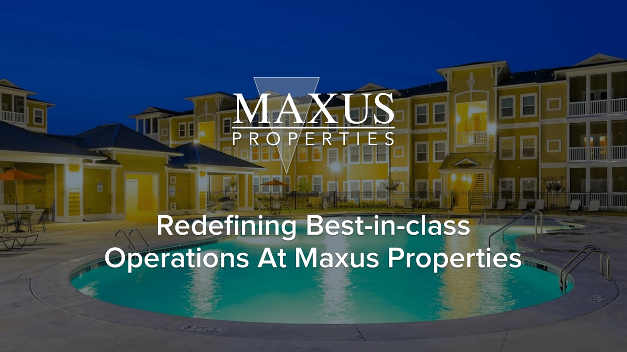 HappyCo - Maxus Customer Story