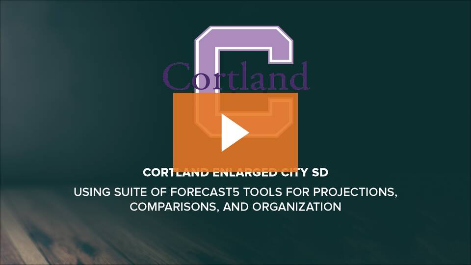 Cortland Enlarged City School District - Project of the Year Recipient