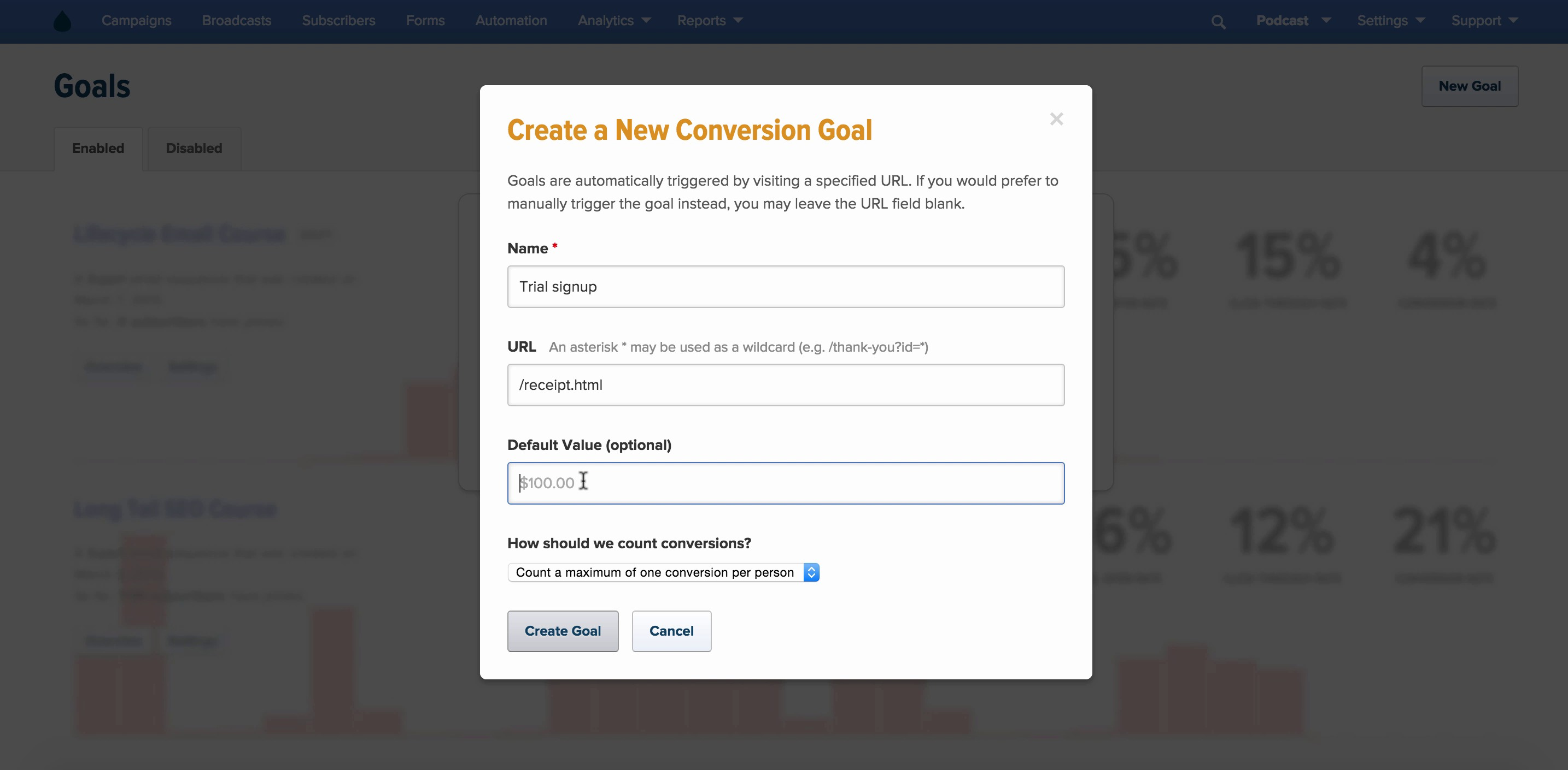 drip conversion reports how to calculate your drip campaign roi