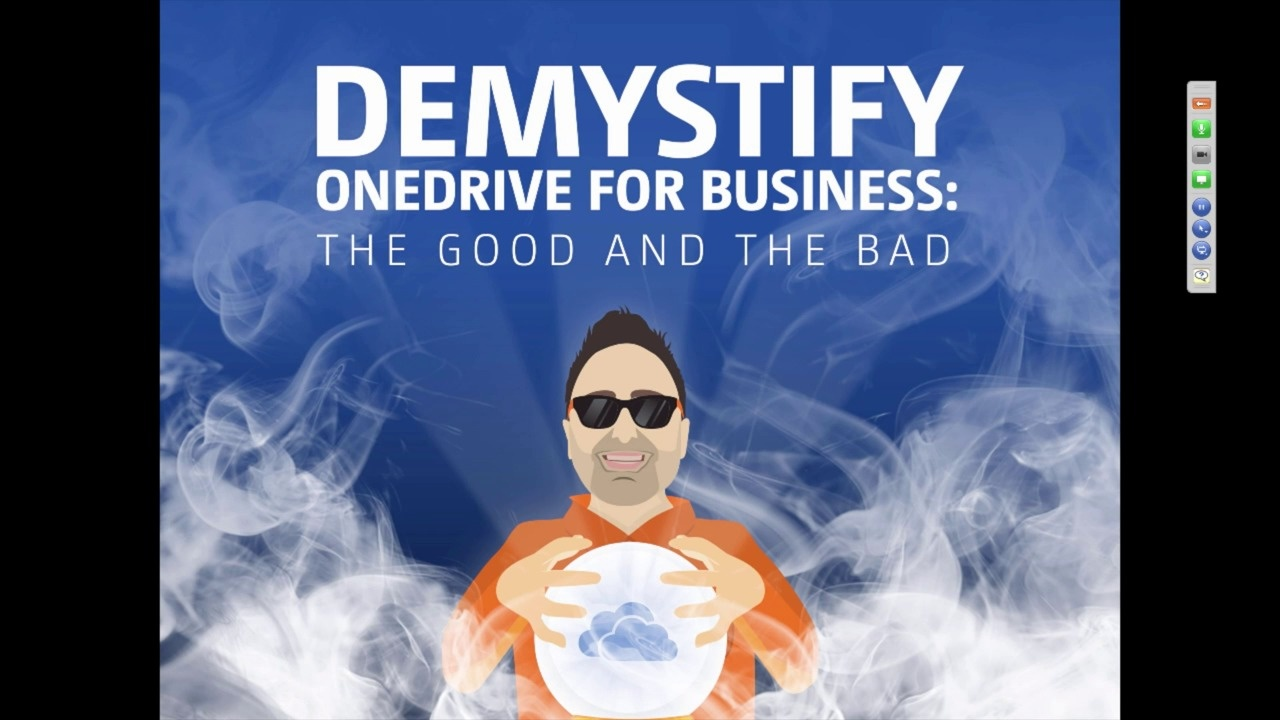 Demystify OneDrive for Business - The good and bad