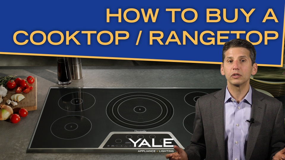 Wistia video thumbnail - How To Plan an Electric, Induction, Gas, Pro Gas Cooktop or Rangetop [Ratings / Reviews / Prices]