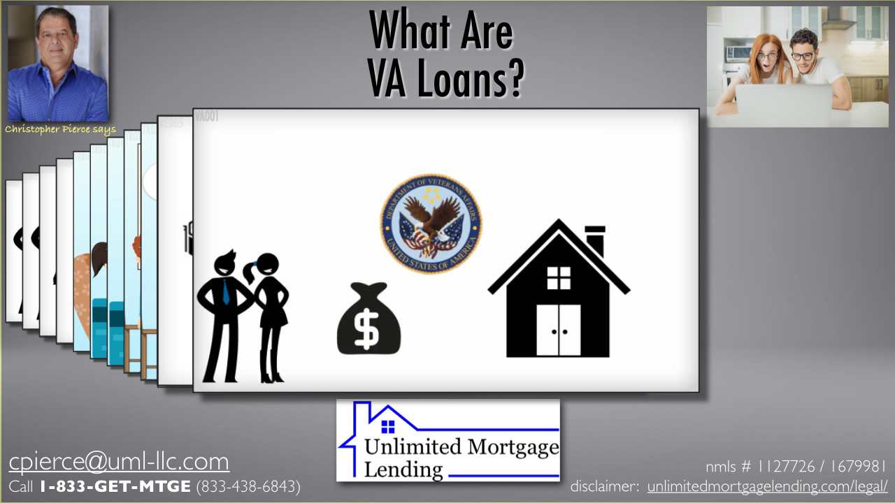 What Are VA Home Loans? Unlimited Mortgage Lending