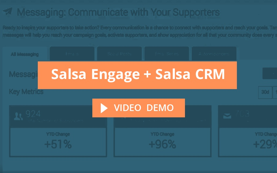 Wistia video thumbnail - Engage + CRM Video Demo w/ Form