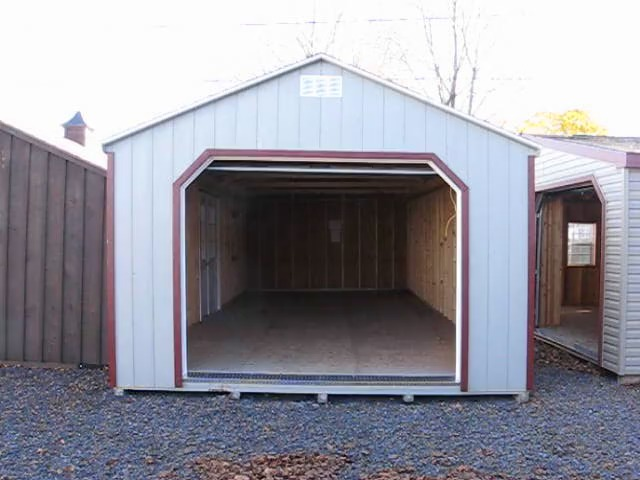 Get a sturdy prefab garage at a great price free delivery buy a