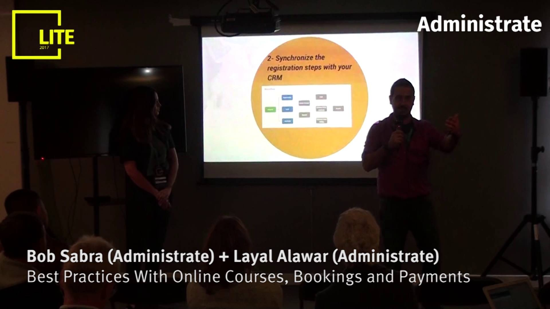 Best Practices With Online Courses, Bookings and Payments [Bob Sabra & Layal Alawar]