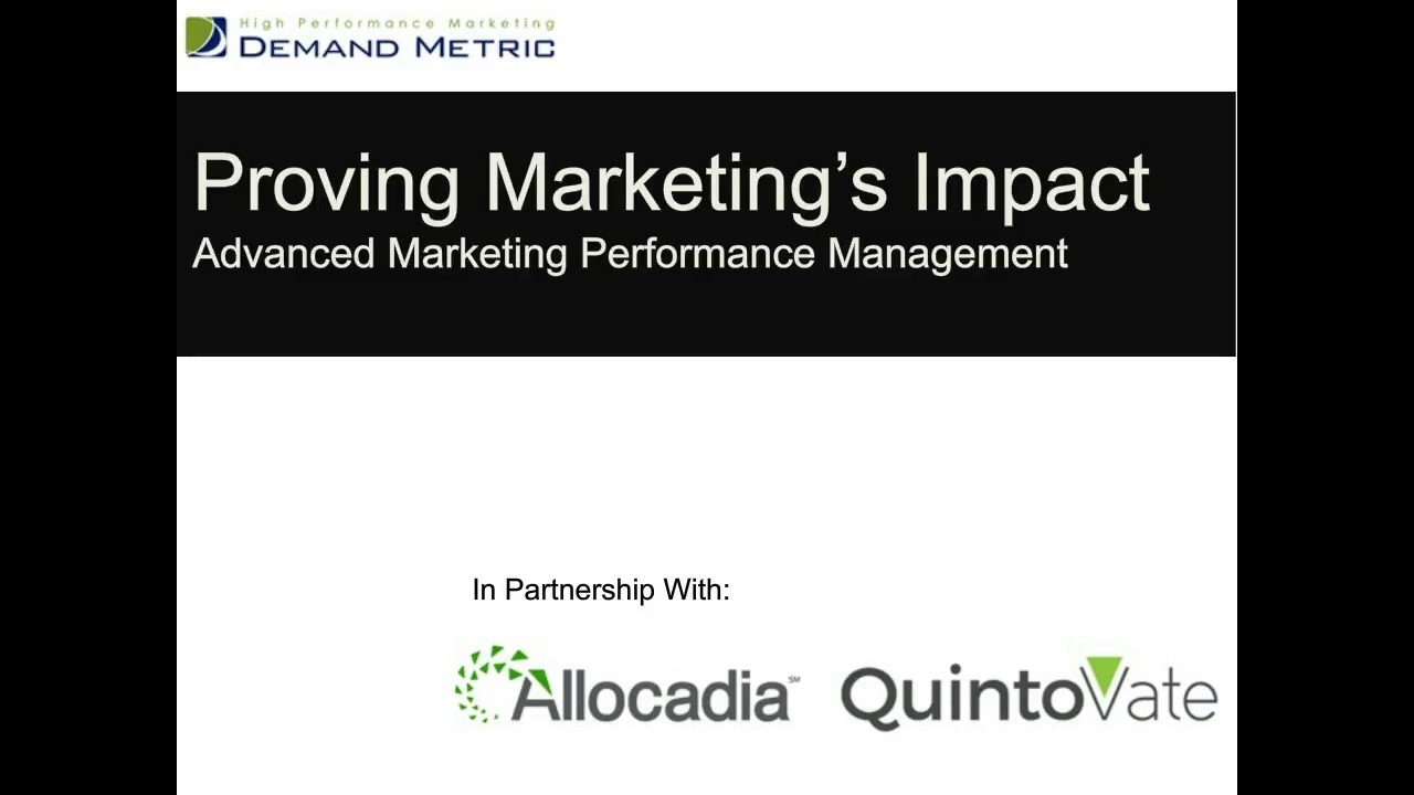 impact of performance management