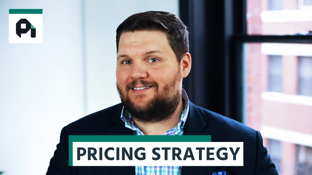 Wistia video thumbnail - Why You Need a Pricing Strategy