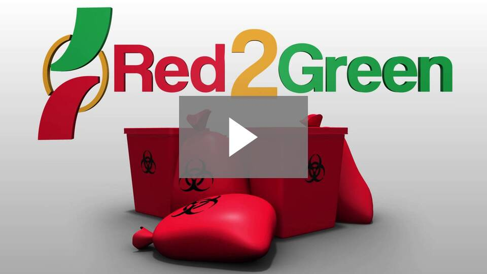 Red2Green Video