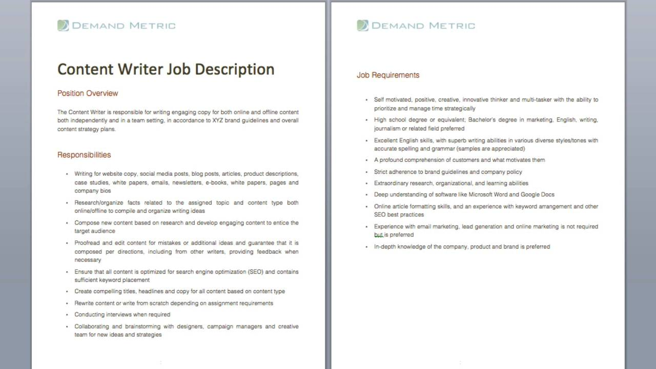 crm data analyst description resume template best