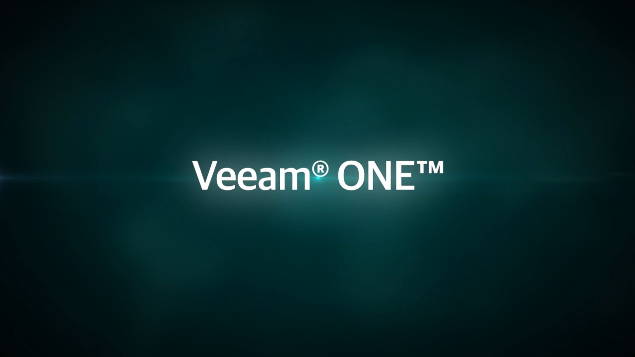 7c37effa086 Watch to learn how Veeam ONE delivers the Intelligent automation and  control you need to resolve