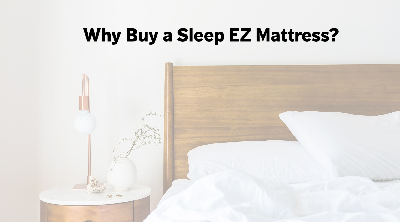 100 Natural Latex Mattress Sleep Ez Family Owned Since 1976