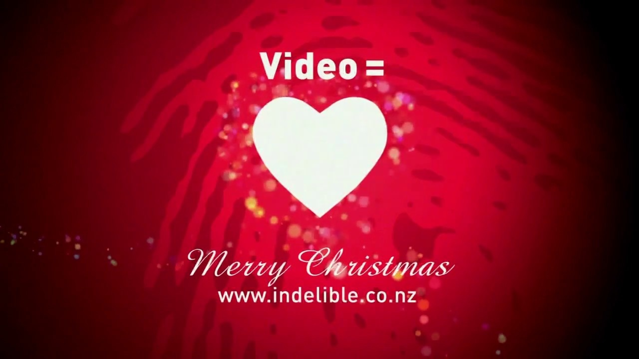 Christmas Message from Indelible - Indelible