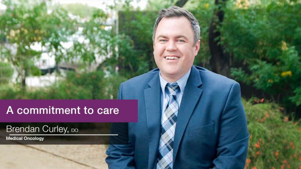 A commitment to cancer patient care