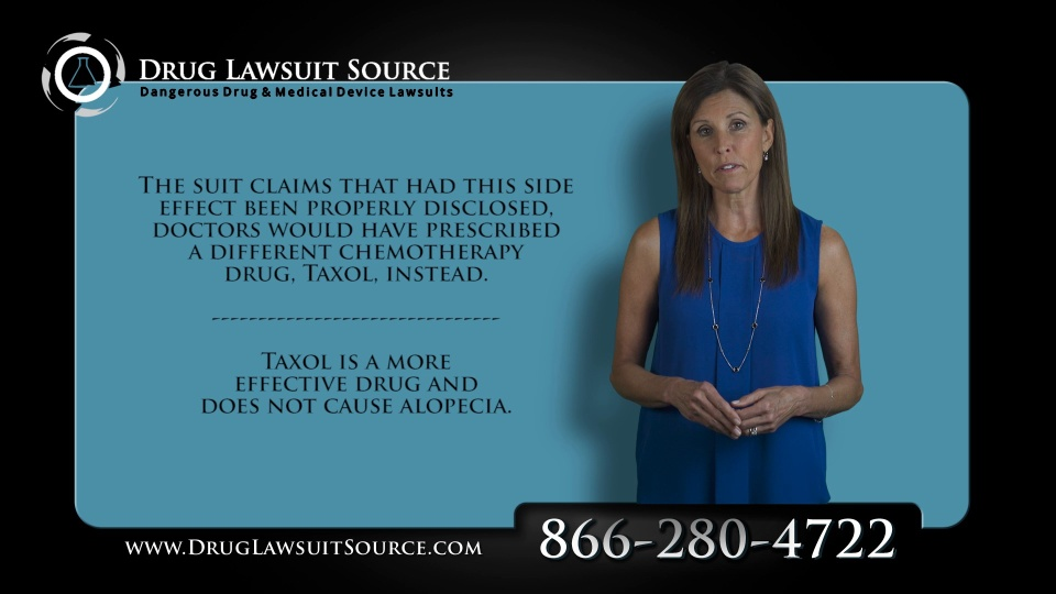 Our Taxotere Hair Loss Lawyers Can Help You