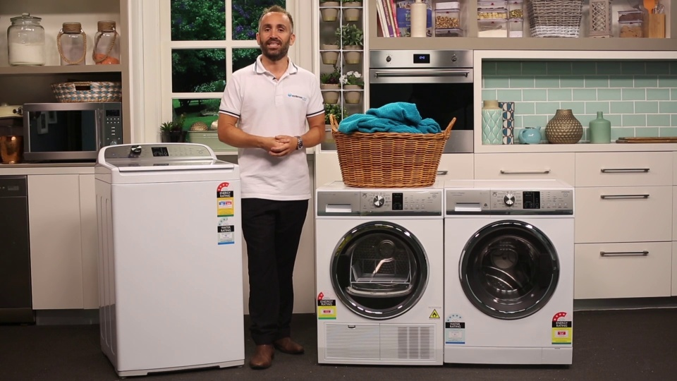 Wistia video thumbnail - Fisher & Paykel Washing Machine Review