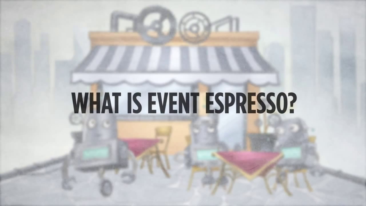 What is Event Espresso?