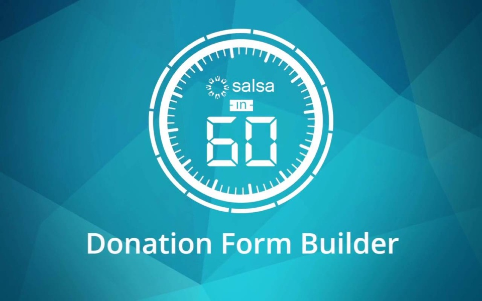 Wistia video thumbnail - Online Donation Form Builder