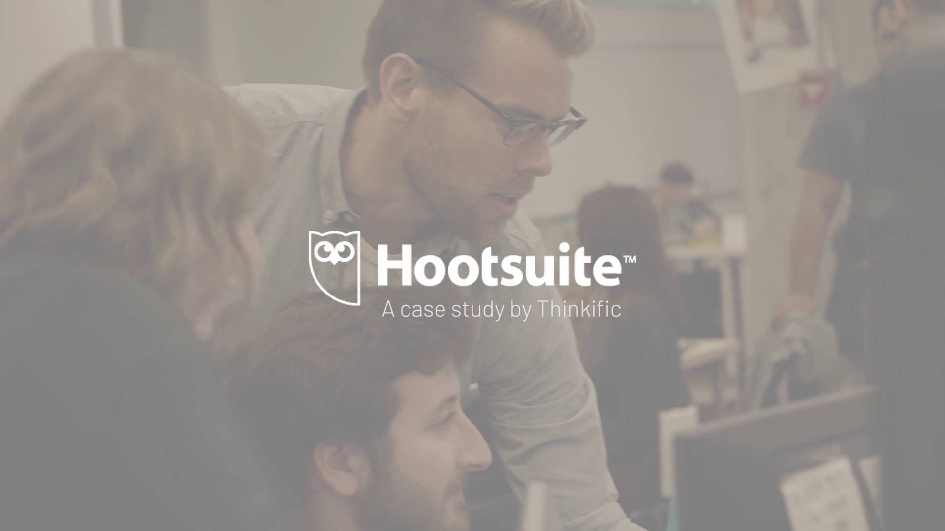 How Hootsuite uses Thinkific to create free online courses