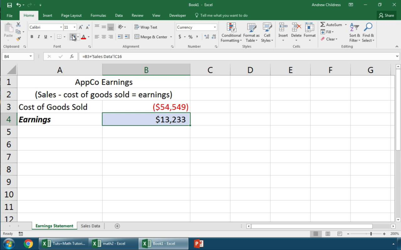 Workbooks how to pull data from another workbook in excel : How to Link Your Data in Excel Workbooks Together