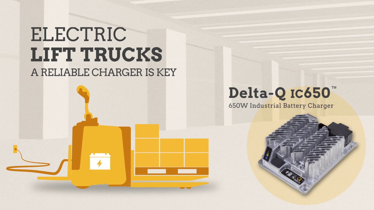 lift truck chargers from delta q (application guide)  delta q charger wiring diagram #14