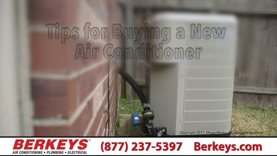 Tips for Buying a New Air Conditioner