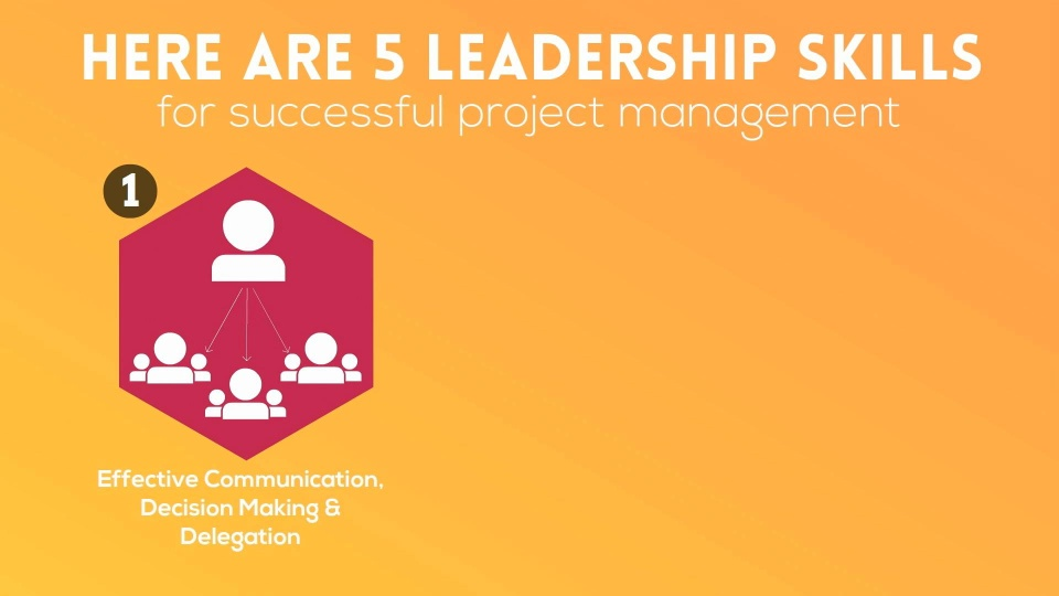10 Great Leadership Skills of Project Management