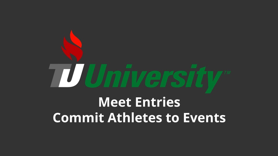 Wistia video thumbnail - Commit Athletes to Events