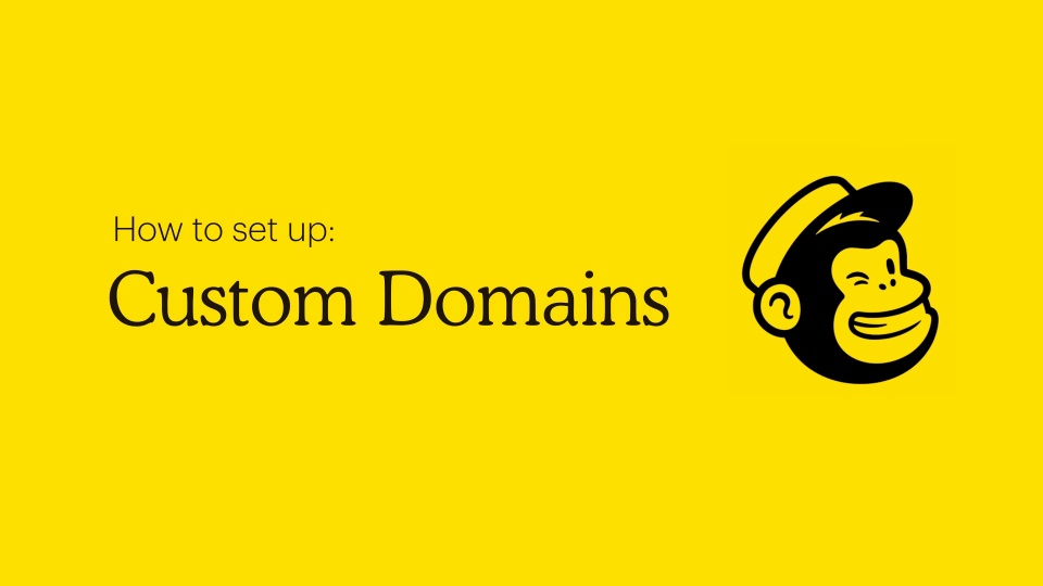 use your own domain on a landing page
