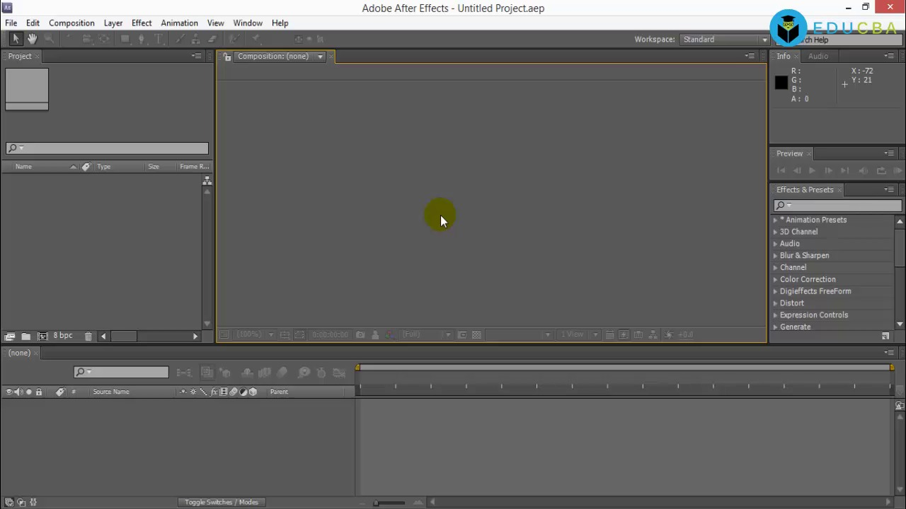 Adobe after effects presets