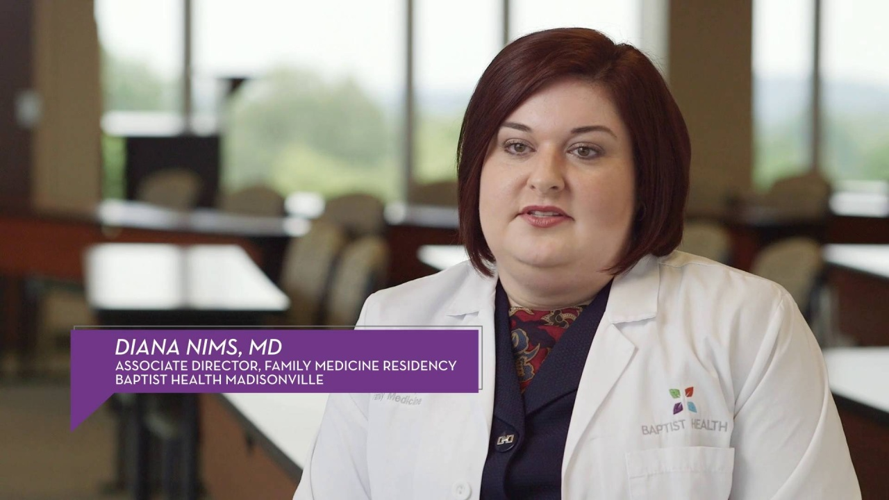 The Medical Residency at Baptist Health Madisonville, KY