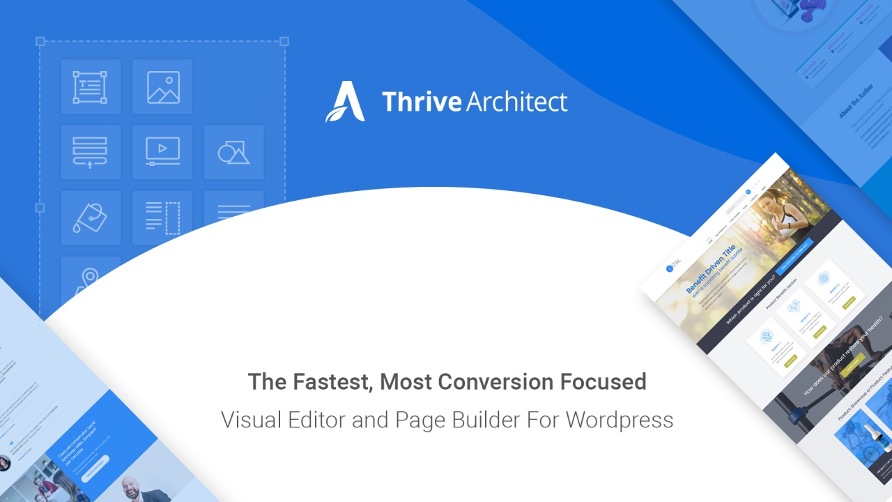 Thrive Architect The Wordpress Page Builder For Online Business