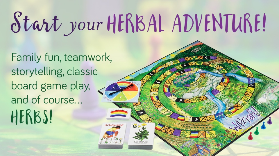 Wildcraft An Herbal Adventure Game Learningherbs