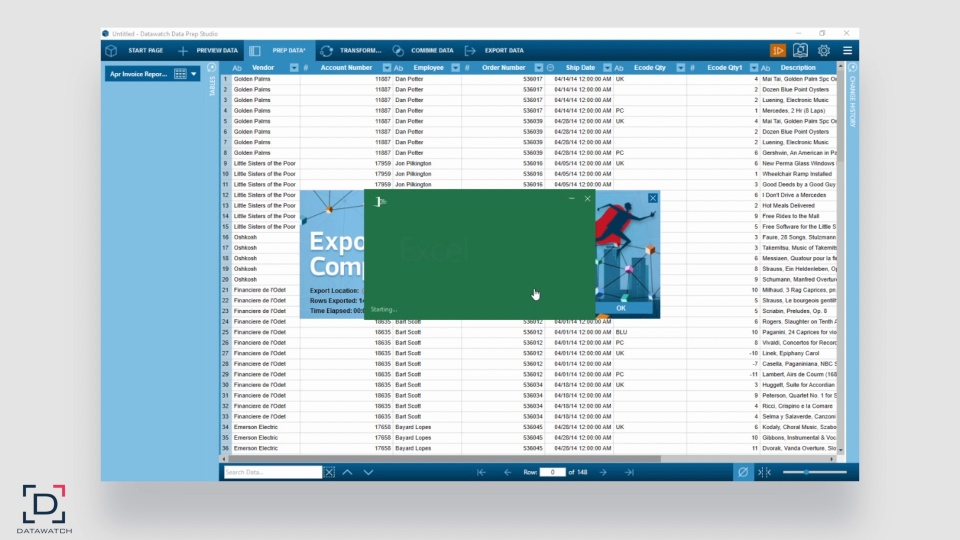 How to Quickly Convert a PDF to Excel