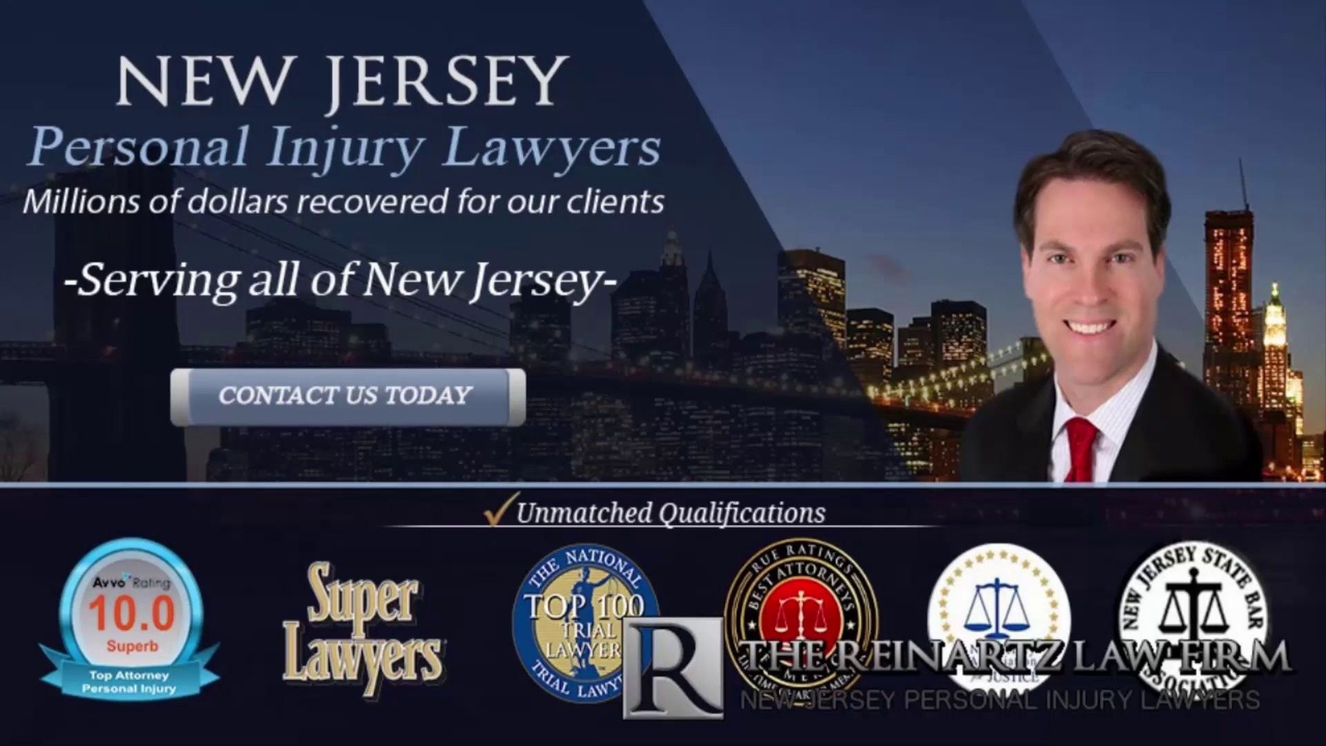 New Jersey Motor Vehicle Accident Lawyer
