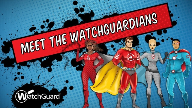 Wistia video thumbnail - The Security Adventures of the WatchGuardians: Episode 1