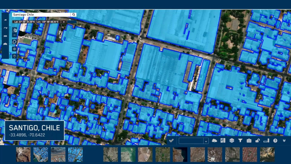 Precision, GIS ready footprint shapefiles | DigitalGlobe