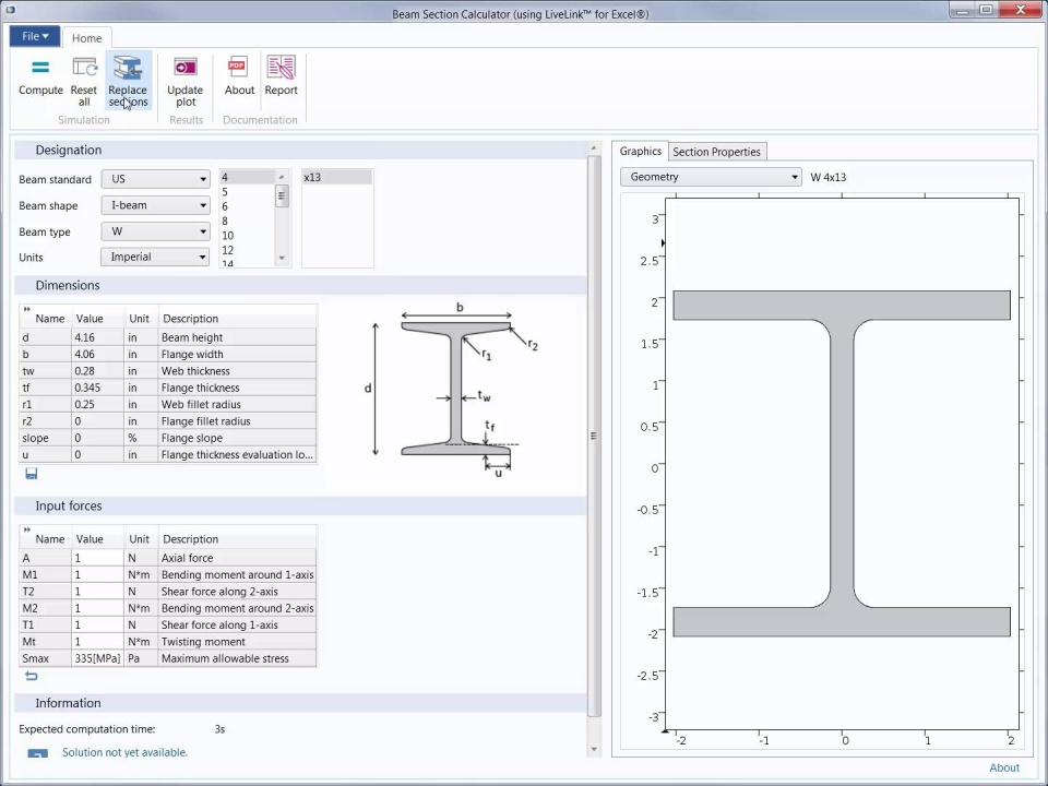 How to Analyze Beam Sections Using the Beam Section Calculator