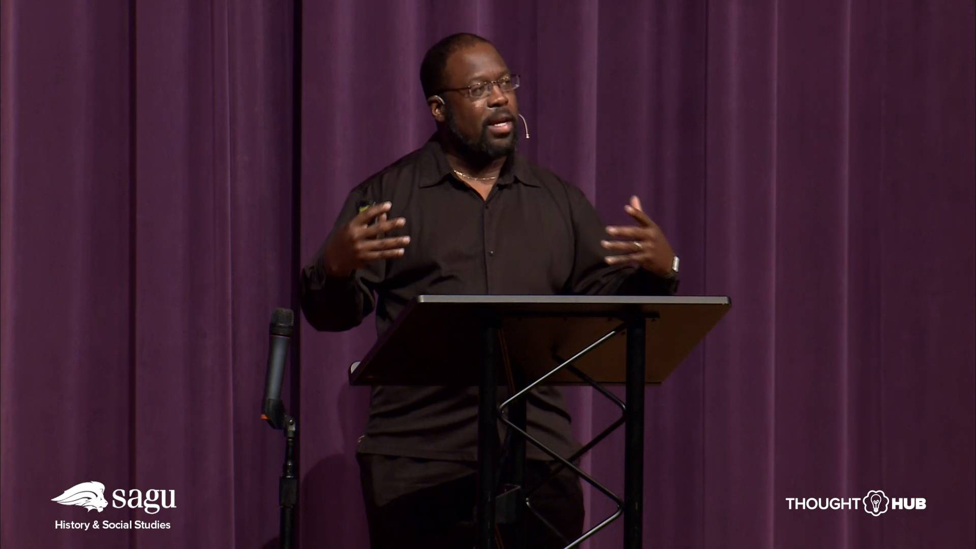 Tyrone Block discusses the beginnings of US military bands in America
