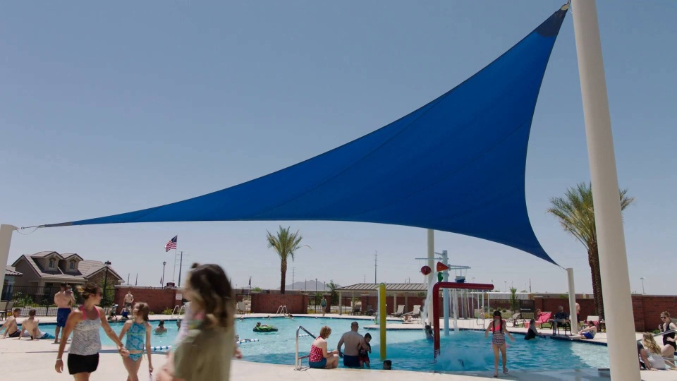 Sun Shade Sails Commercial And Residential Tenshon