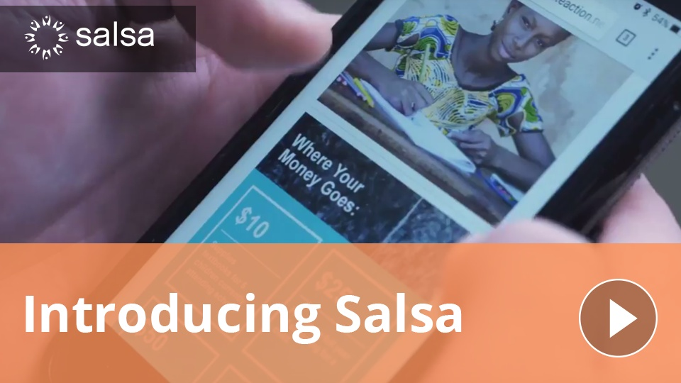 Wistia video thumbnail - Intro to Salsa Labs