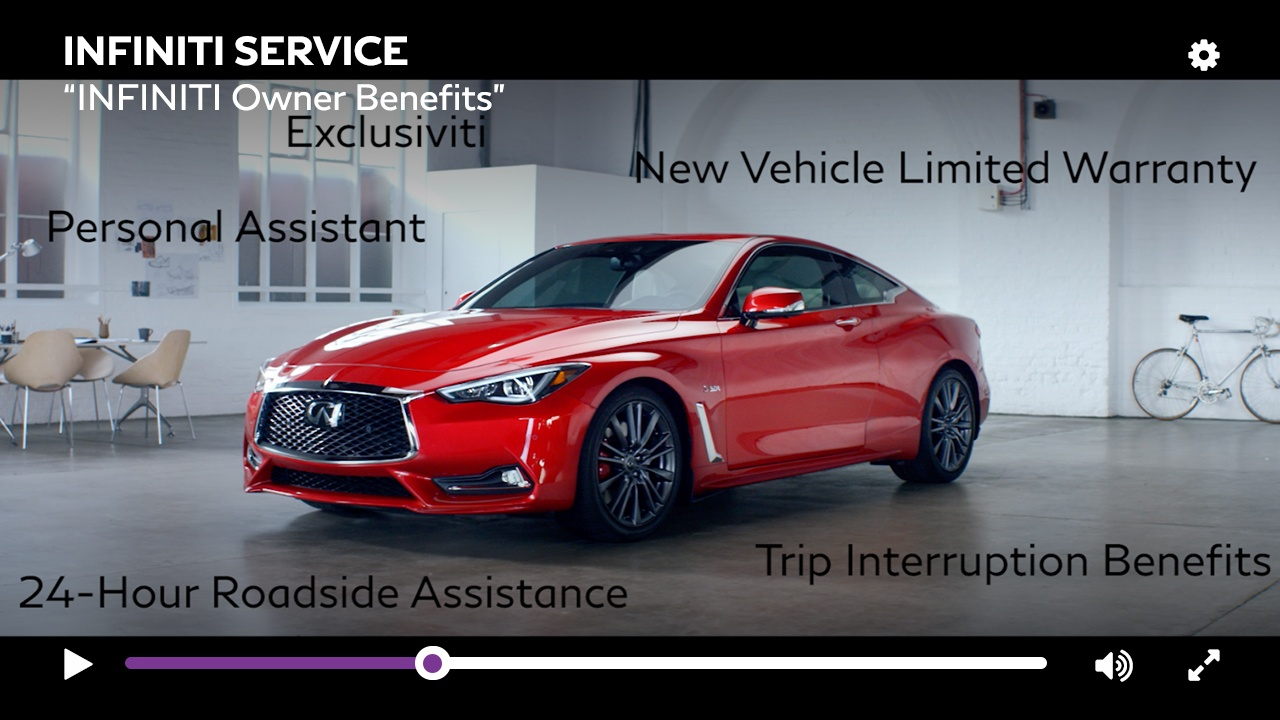 roadside scheme app its of launches total experience infinity as ownership iphone z part infiniti assistance